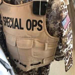 Other - Halloween costume Special Ops